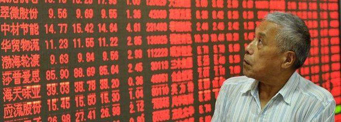 chiny giełda rynek finansowy