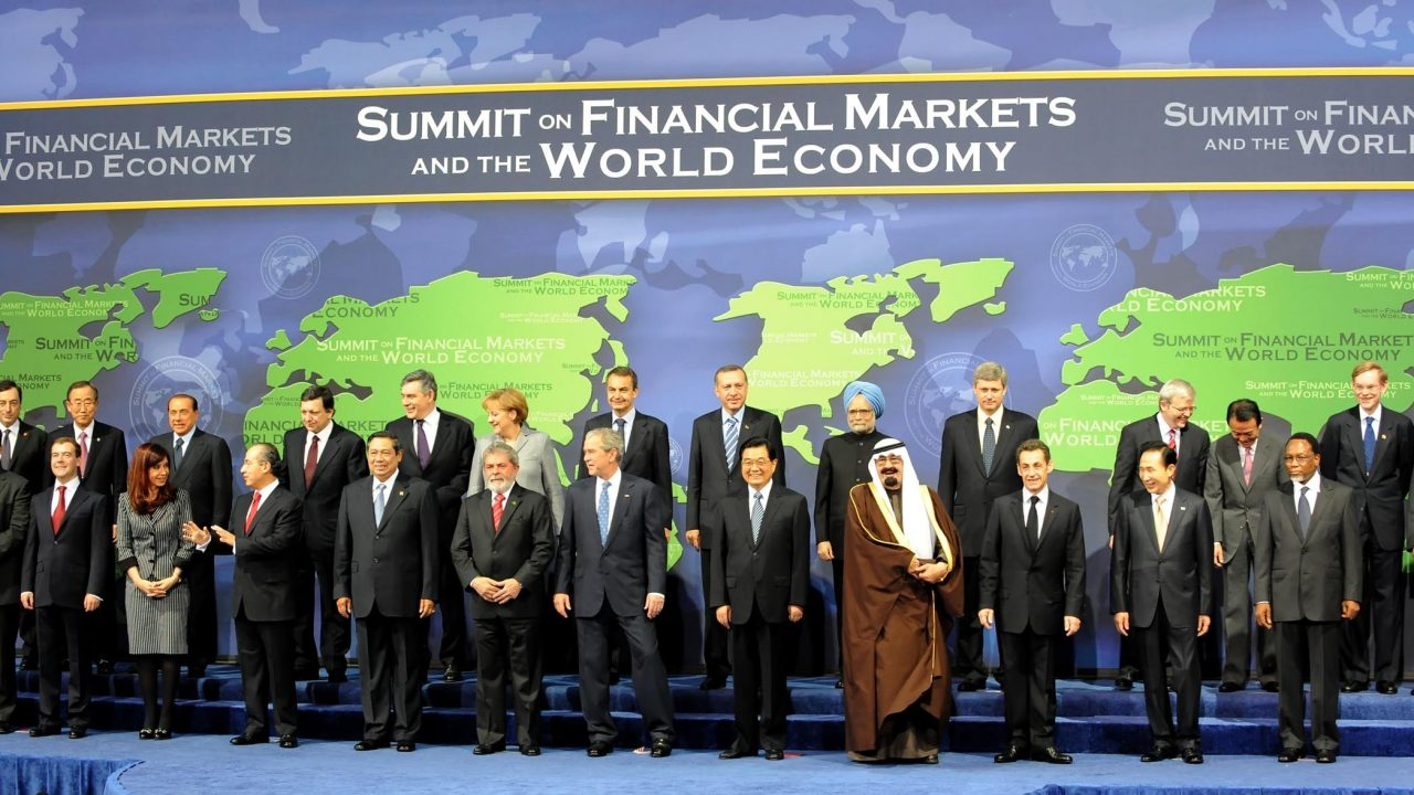 Szczyt G20 w Szanghaju