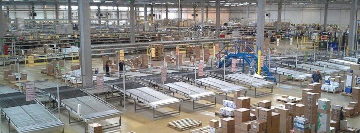 Wzrost w chińskim przemyśle