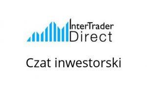 intertrader direct czat inwestorski