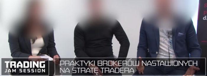 złe praktyki brokerów