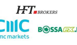 bossafx - cmc markets - hft brokers loga