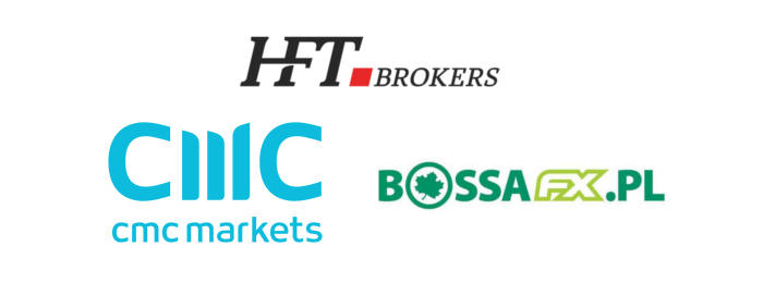 bossafx - cmc markets - hft brokers loga