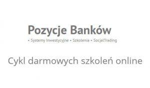 szkolenia pozycje banków