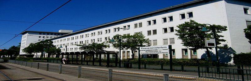 siedziba BaFin w Niemczech