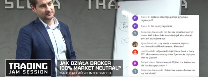 Marek Polański InterTrader Direct - TJS