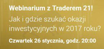 webinarium trader 21 xtb