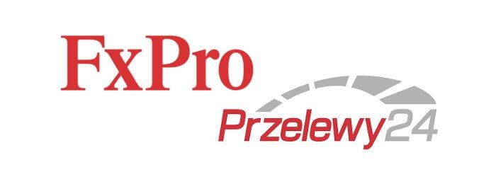 fxpro i przelewy24