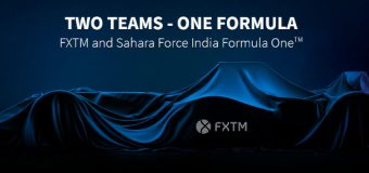 fxtm formula 1 sahara force india