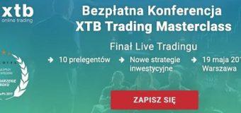 xtb masterclass konferencja