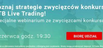 webinarium - xtb live trading