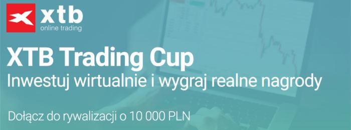 Konkurs XTB Trading Cup na rachunkach Demo
