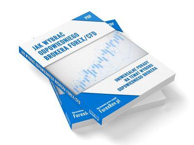 wybór brokera forex - ebook