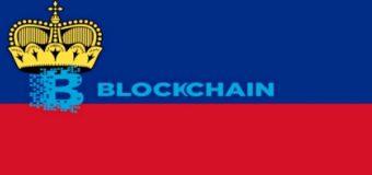 Lichtenstein przyjazny technologii blockchain