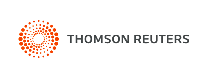 Thomson Reuters publikuje raport za kwiecień 2018