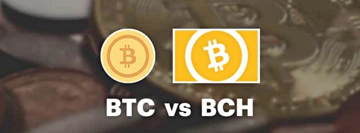 Jakie są różnice pomiędzy Bitcoinem a Bitcoin Cash?