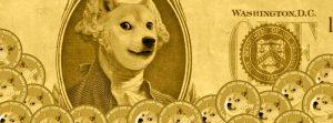 Coin z psem popularniejszy niż Bitcoin Cash