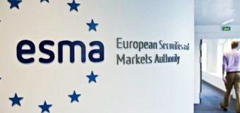 Główny europejski regulator publikuje raport za poprzedni rok