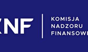 KNF chce wprowadzić nowe regulacje