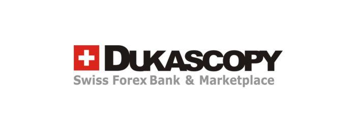 dukascopy logo - Dukascopy nadal notuje spadek przychodów