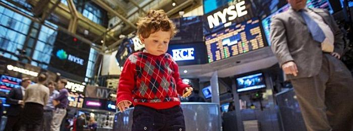 Mamy coraz więcej nieletnich traderów