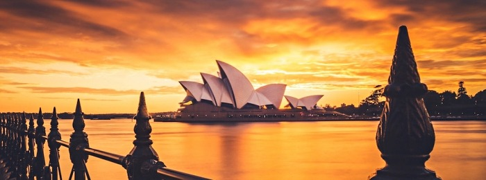 Australia - forex i cfd