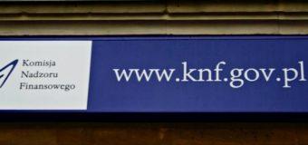 KNF precyzuje wytyczne dla klientów profesjonalnych