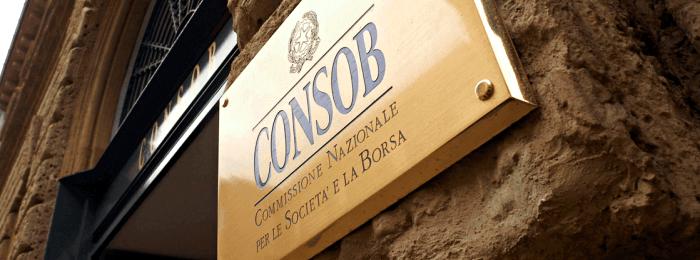 CONSOB - włoski regulator rynku usług finansowych