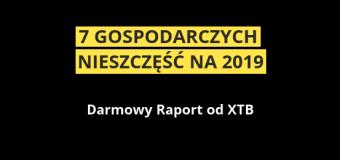 raport xtb 7 nieszczęść na 2019