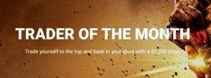 trader miesiąca tickmill