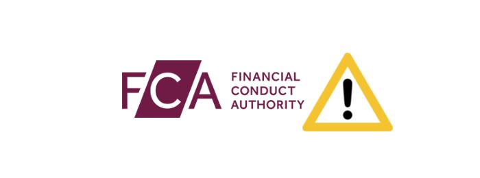 FCA ostrzeżenie