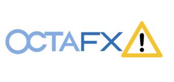 OctaFX ostrzeżenie