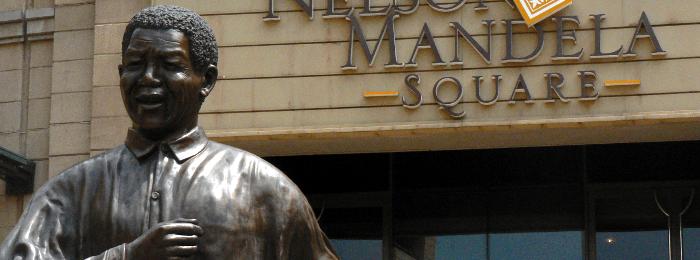 Plac Mandeli w Johannesburgu