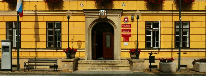 Ratusz w Polkowicach