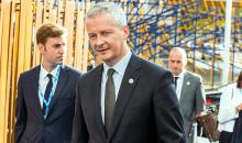 Bruno Le Maire, Minister Finansów Francji