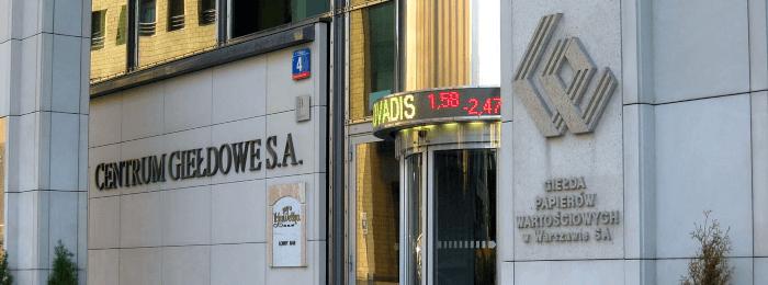 Giełda Papierów Wartościowych w Warszawie