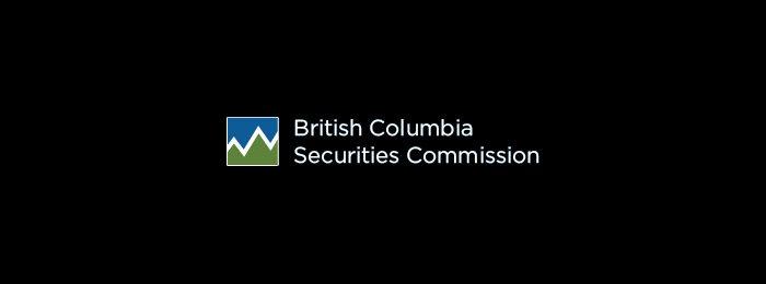 british columbia securities commision