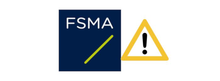 FSMA ostrzeżenia