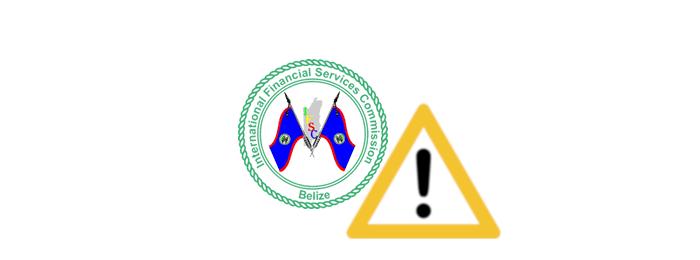 ifsc - Dwaj brokerzy na czarnej liście IFSC (Belize)