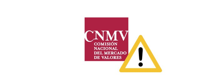 cnmv ostrzezenie - Warnings (13.07): The Premium Brokers, 7Online…