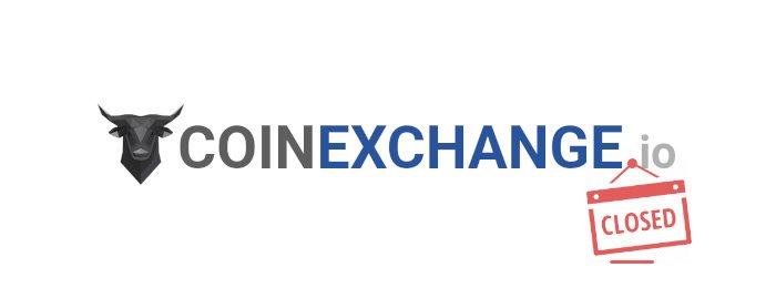 coinexchange.io - zamknięte