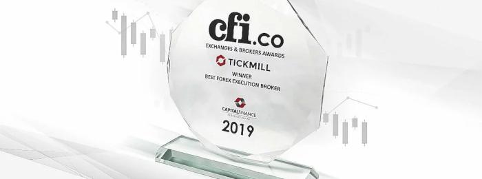 nagroda dla brokera tickmill