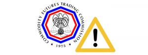 ostrzeżenie od amerykańskiej komisji CFTC