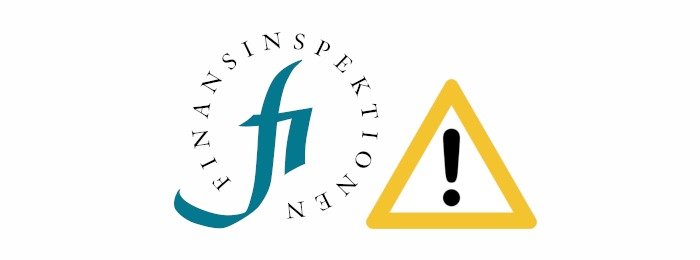 szwedzka komisja nadzoru finansowego finansinspektionen