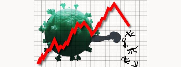 koronawirus bije rynek , brokerzy odpowiadają