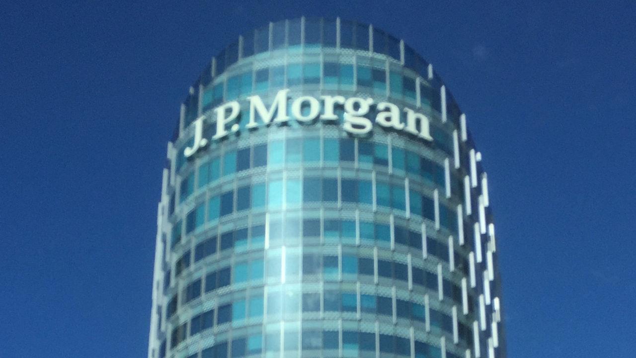 jp morgan zapłaci 1 mld dolarów za spoofing