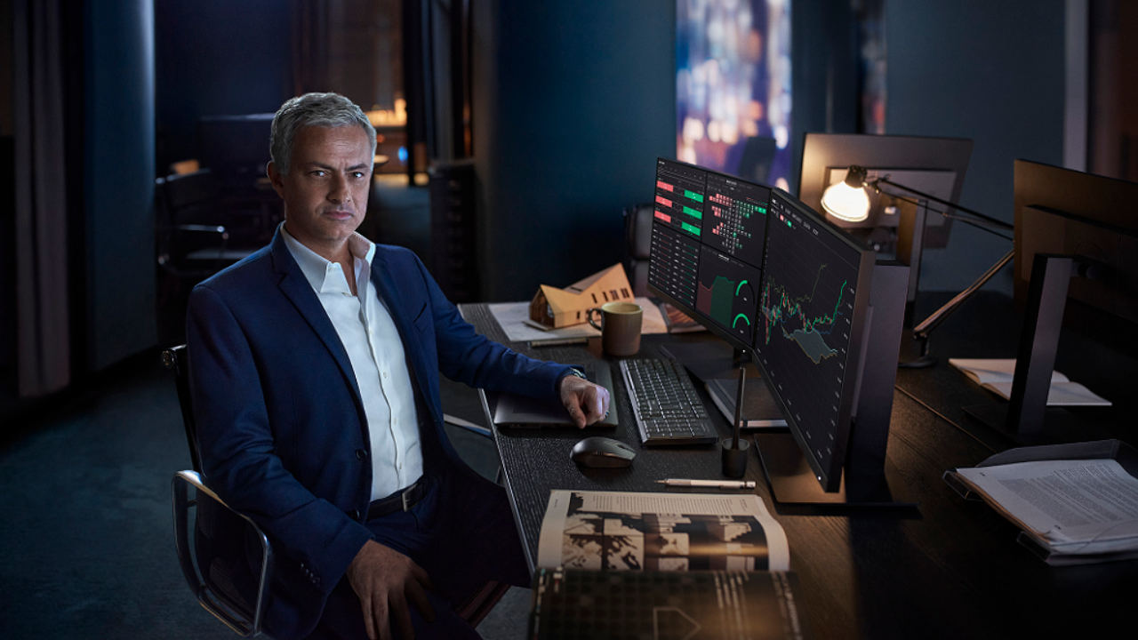 José Mourinho ambasadorem marki xtb