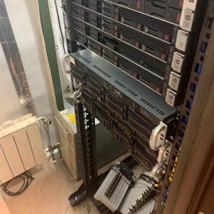 serwery zamkniętego call center