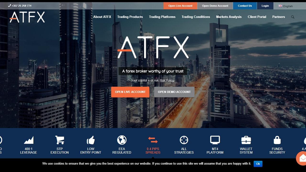 atfx wchodzi do copy tradingu