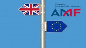 Francuski AMF sprzecza się z UE na temat Brexitu i potencjalnego zagrożenia dla reszty krajów